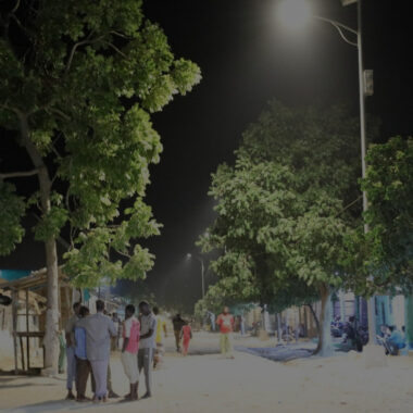 Endline Assessment of Supply & Installation of Solar Street lights